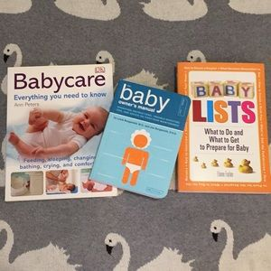 👶🏻 🍼 DK Babycare Baby List & Owners Manual Book